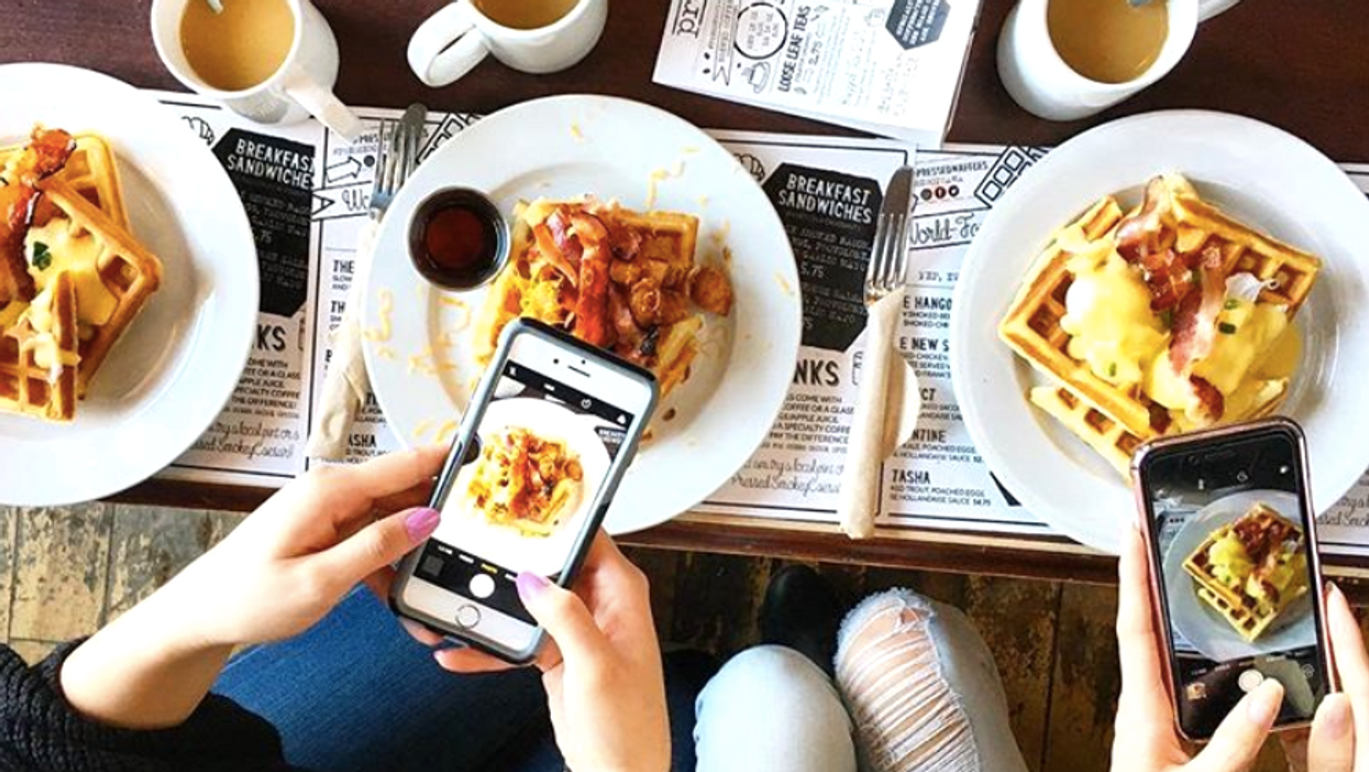 This Restaurant In Ottawa Sells The Craziest Waffles That You 100% Need To Try