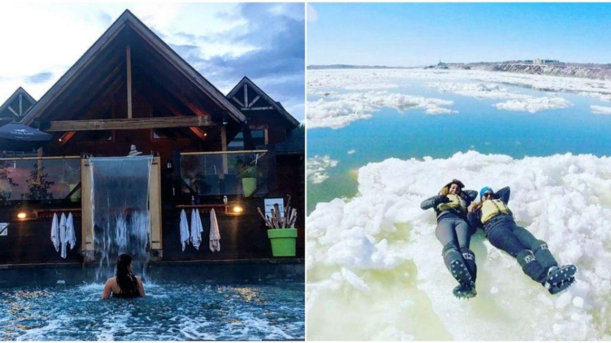 21 activités à mettre sur ta bucket list pour un hiver parfait à Québec