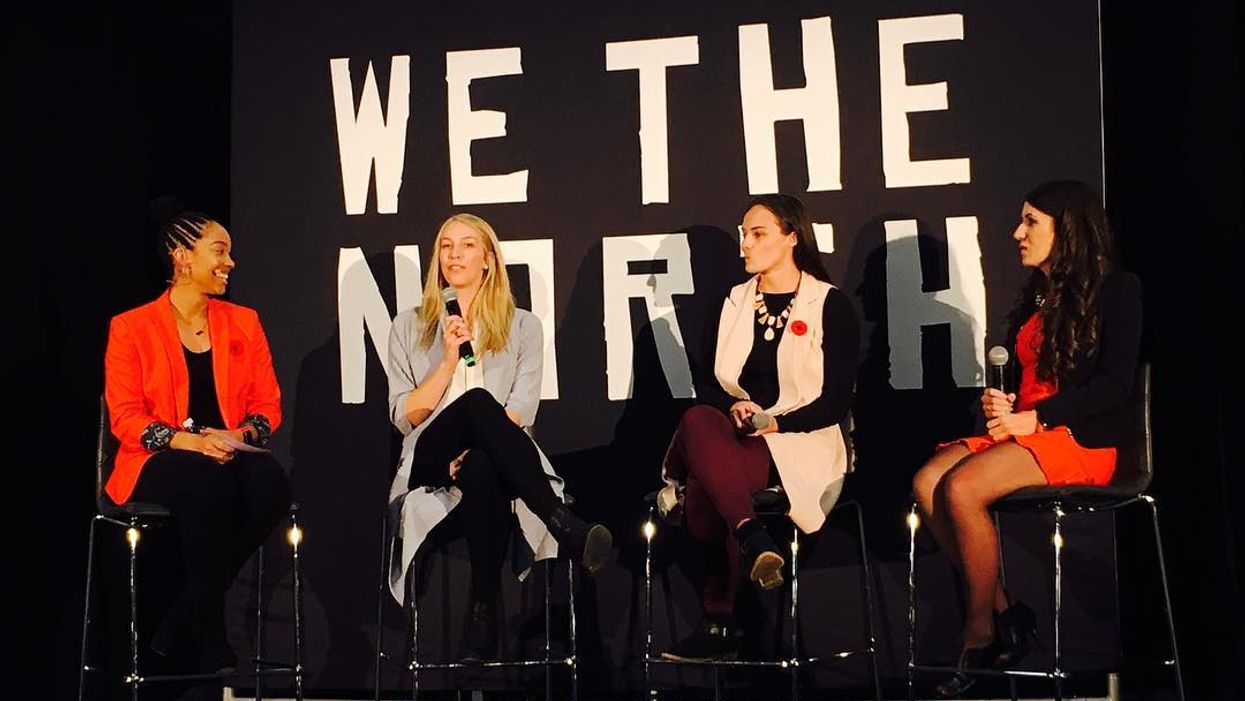 """Raptors Launch """"She The North"""" To Help Empower Women In Sports"""