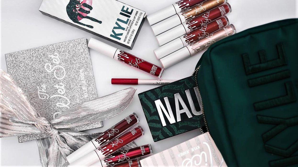 Kylie Jenner Majorly Marks Down Her Lip-Kits For Black Friday