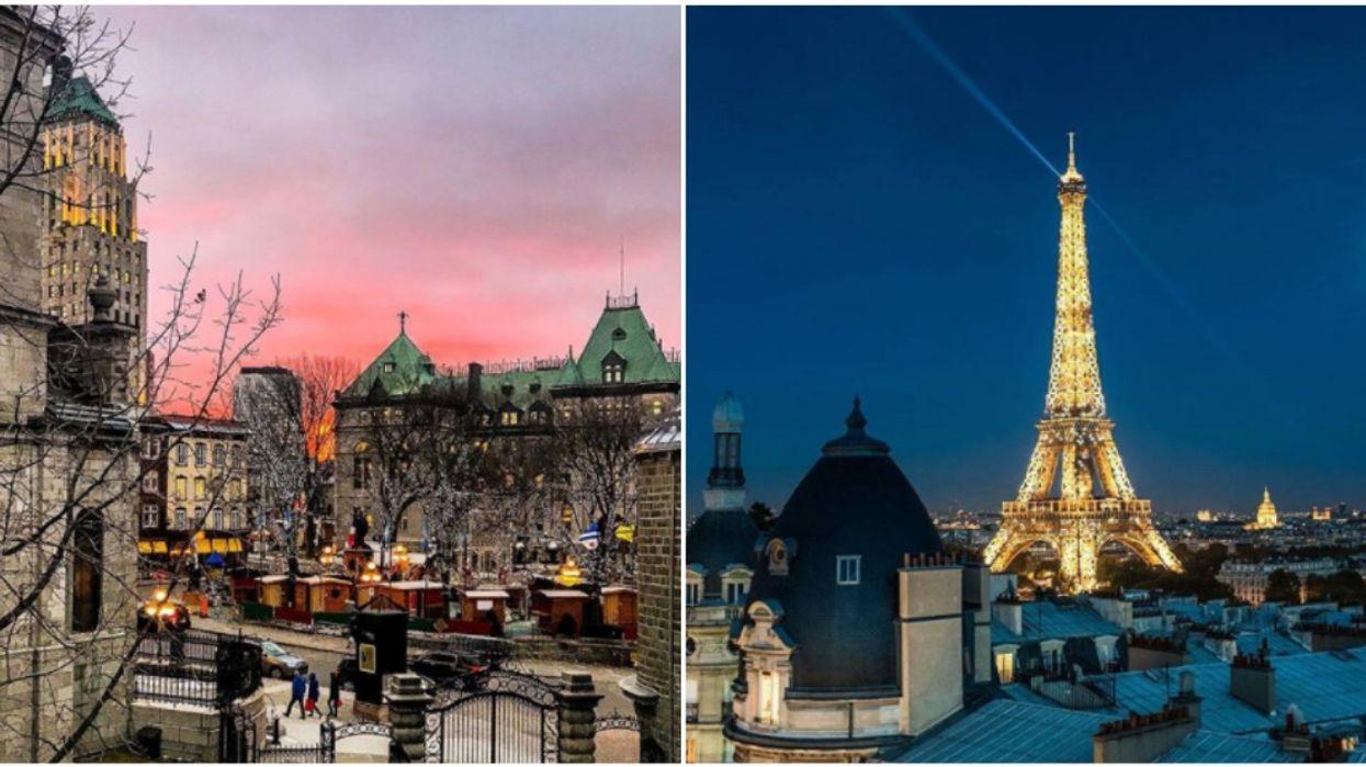 Le Québec est à l'honneur cette année à Paris