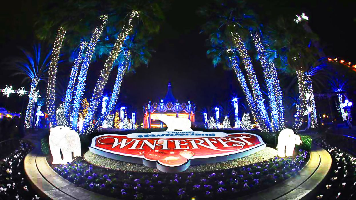 Canada's Wonderland Could Be Getting A New Annual Festival That Lets It Stay Open In The Winter