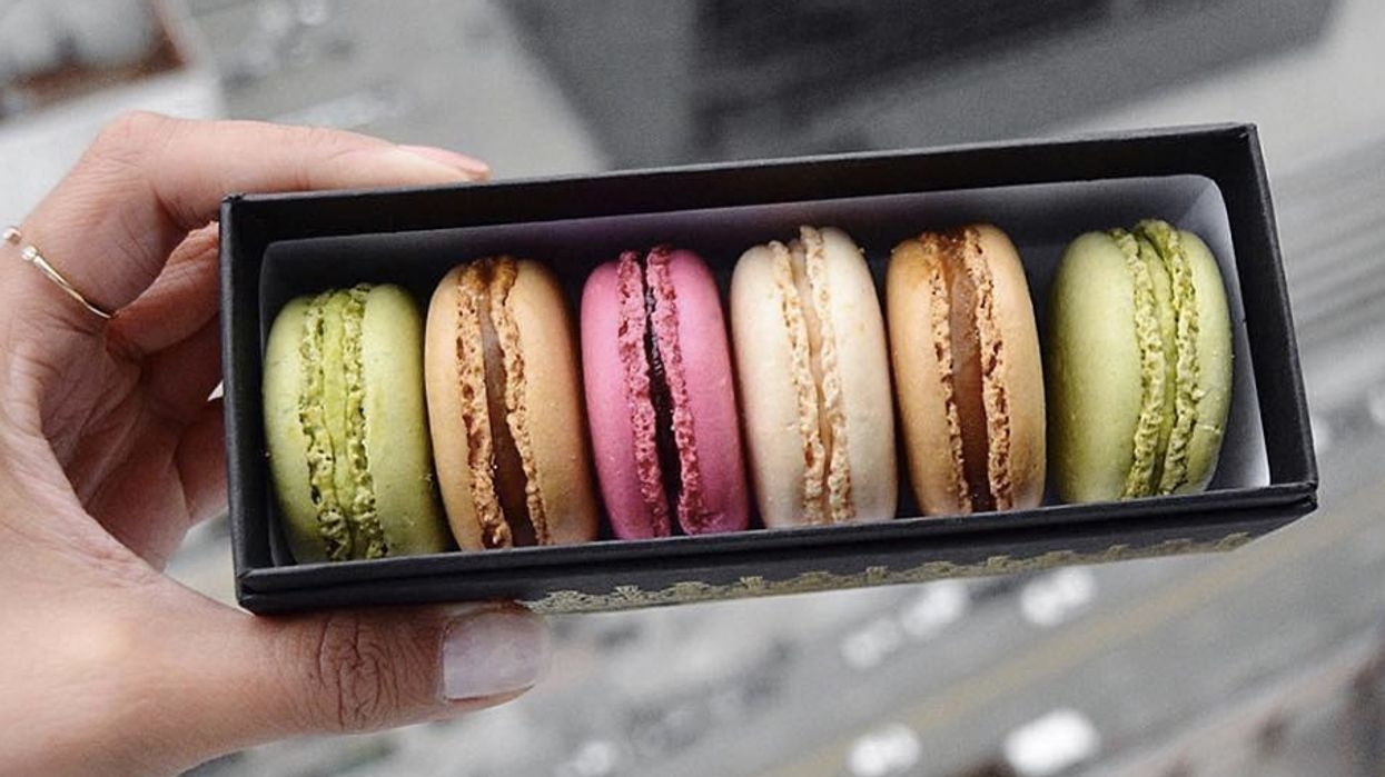 'World's Most Delicious Macarons' Coming To Toronto Next Month