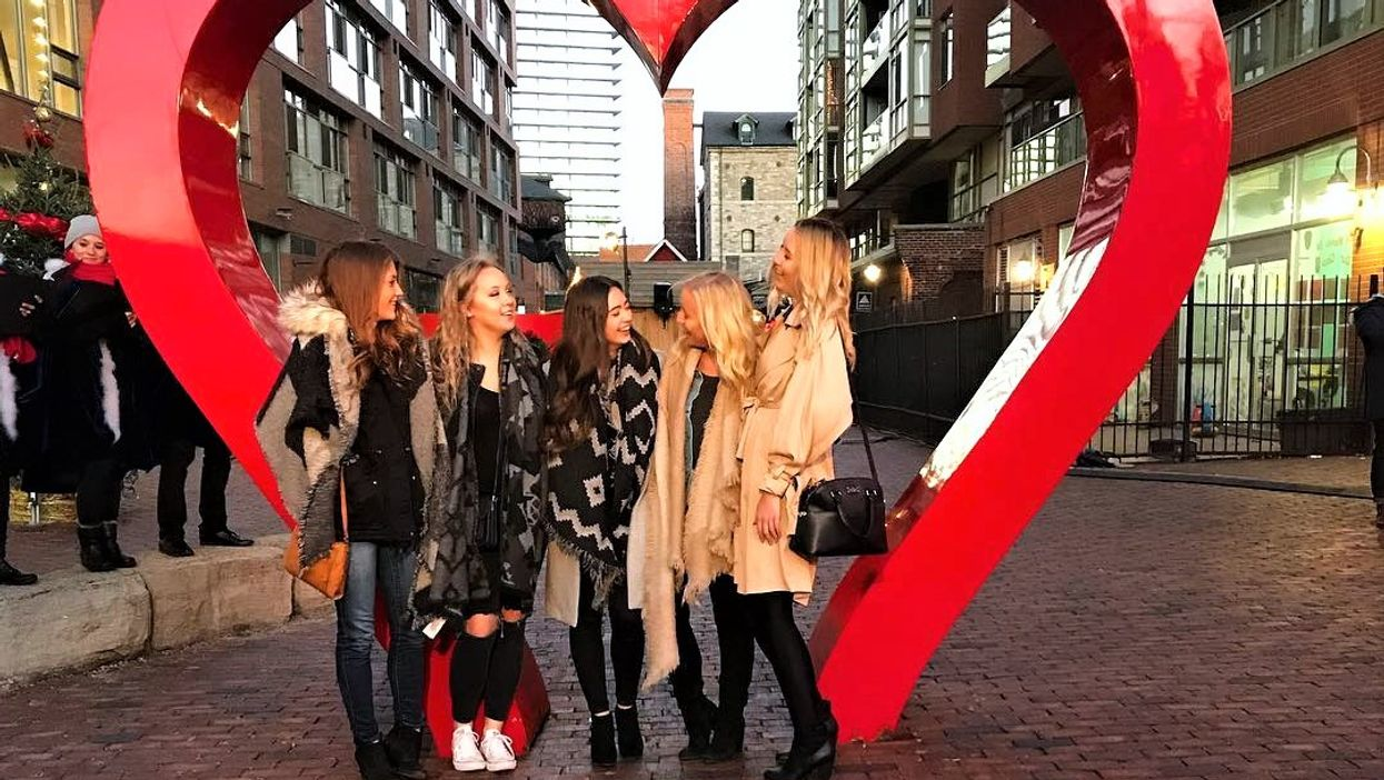 13 Festive Toronto Things To Do With Your BFFs This Winter