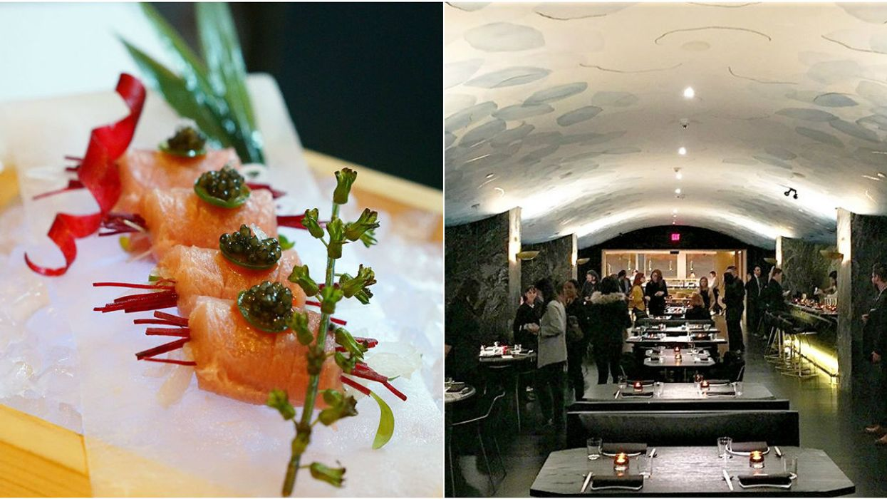 Here's A Sneak Peak Look At Toronto's Newest Japanese Restaurant