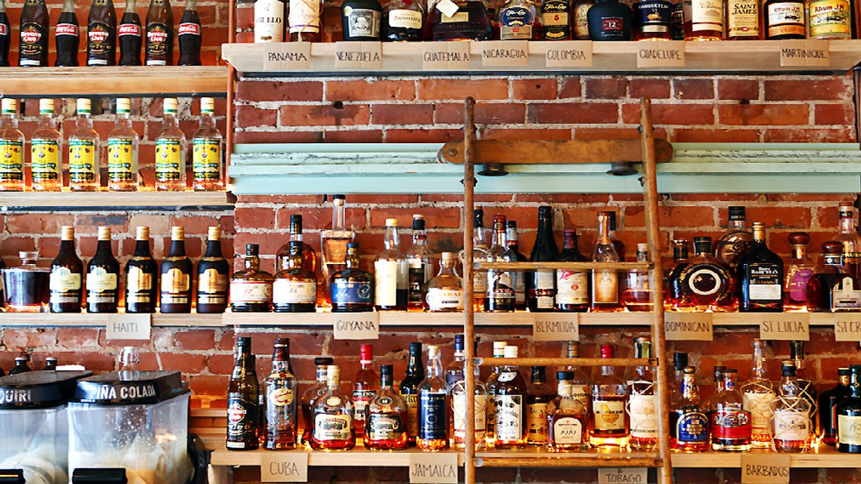 This Toronto Bar Is 100% Dedicated To Rum And You're Going To Need A Ride Home