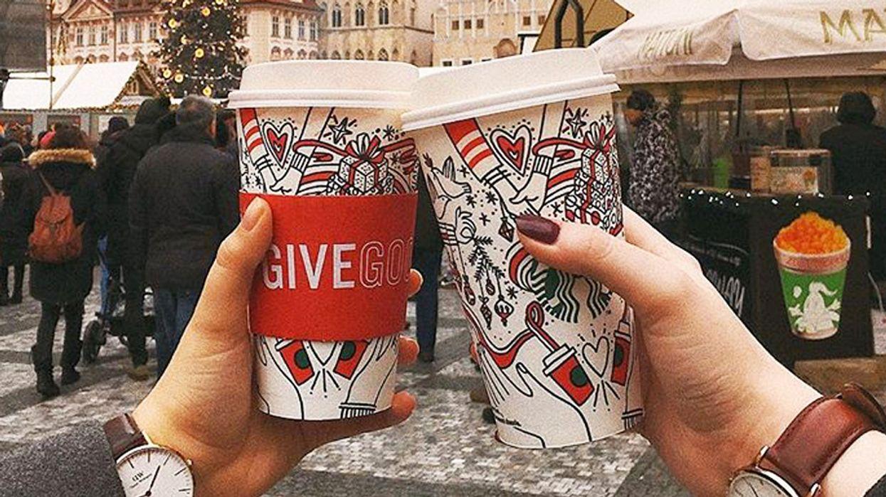 Starbucks Is Giving Away Free Coffee And Tea All January Long
