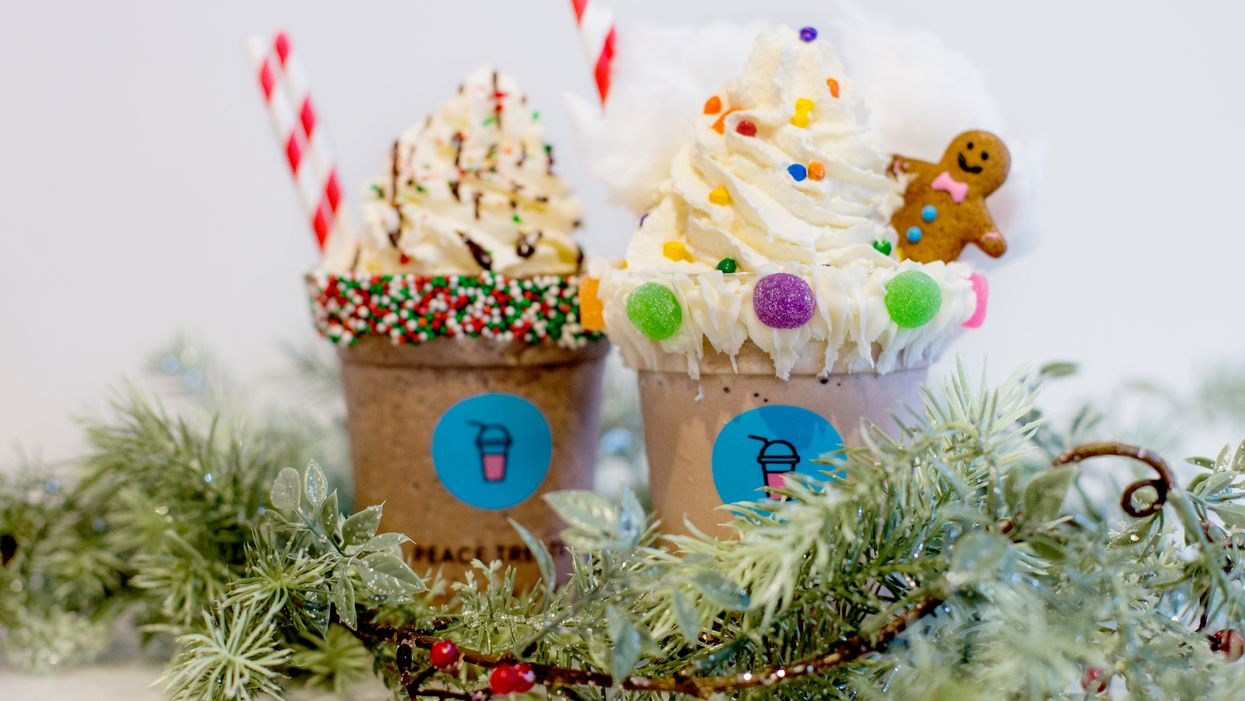 Peace Treats' New Holiday Drinks Have Dropped And They're Actually Insane