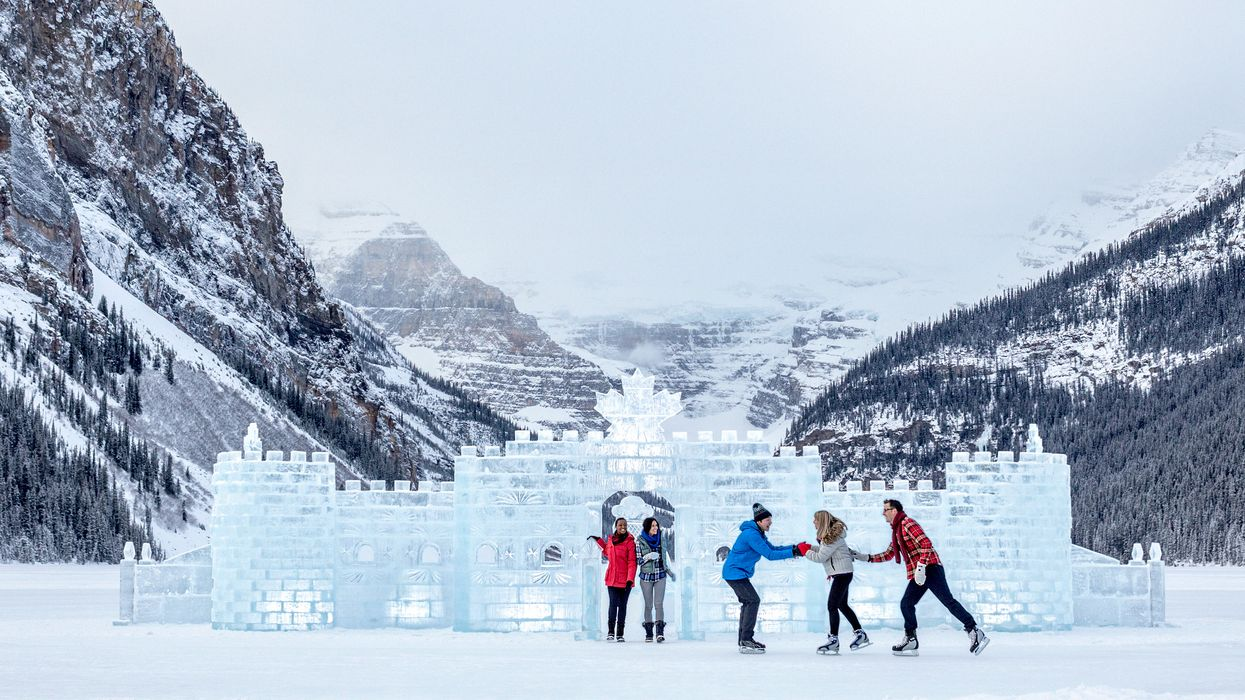 """11 Things You Can Do At Banff's Breathtaking """"Winter Wonderland"""" Festival"""