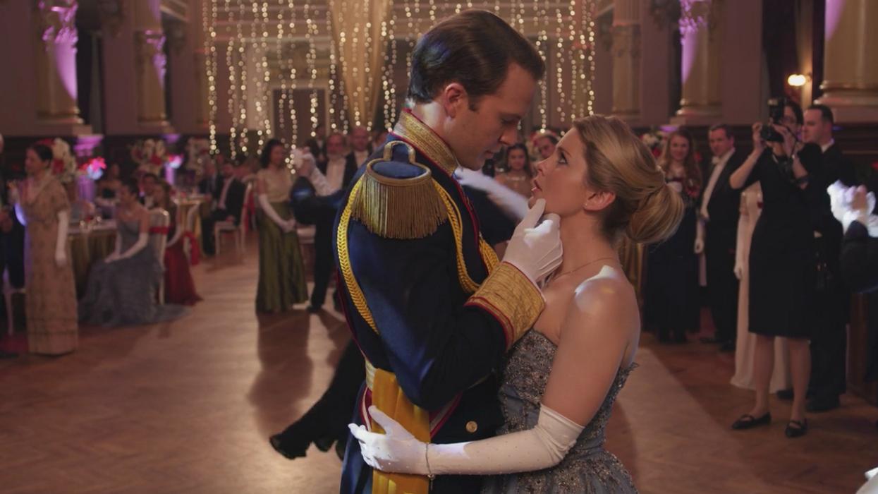 La nouvelle comédie romantique de Noël de Netflix est parfaitement quétaine