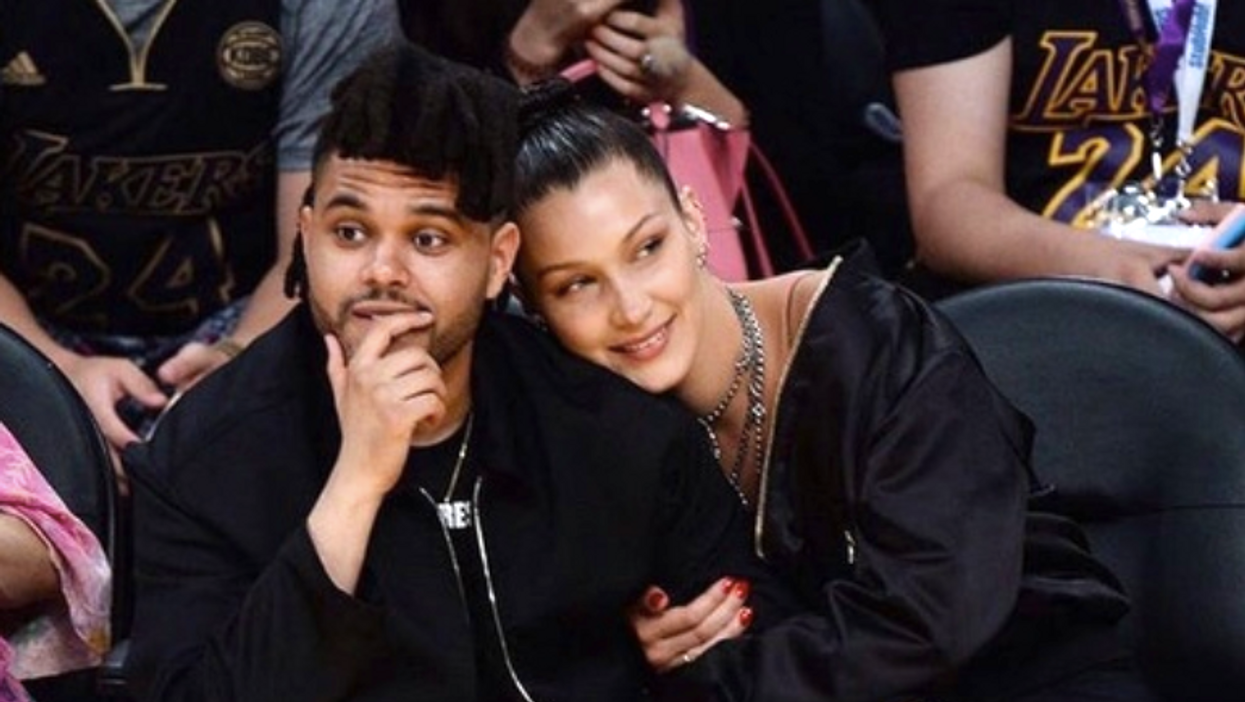 Bella Hadid And The Weeknd Are Totally Getting Back Together
