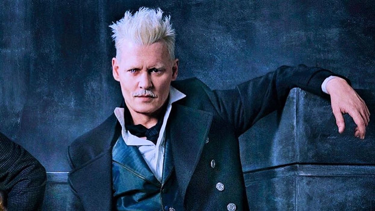 JK Rowling Breaks Her Silence On Why She Didn't Recast Johnny Depp In The Fantastic Beasts