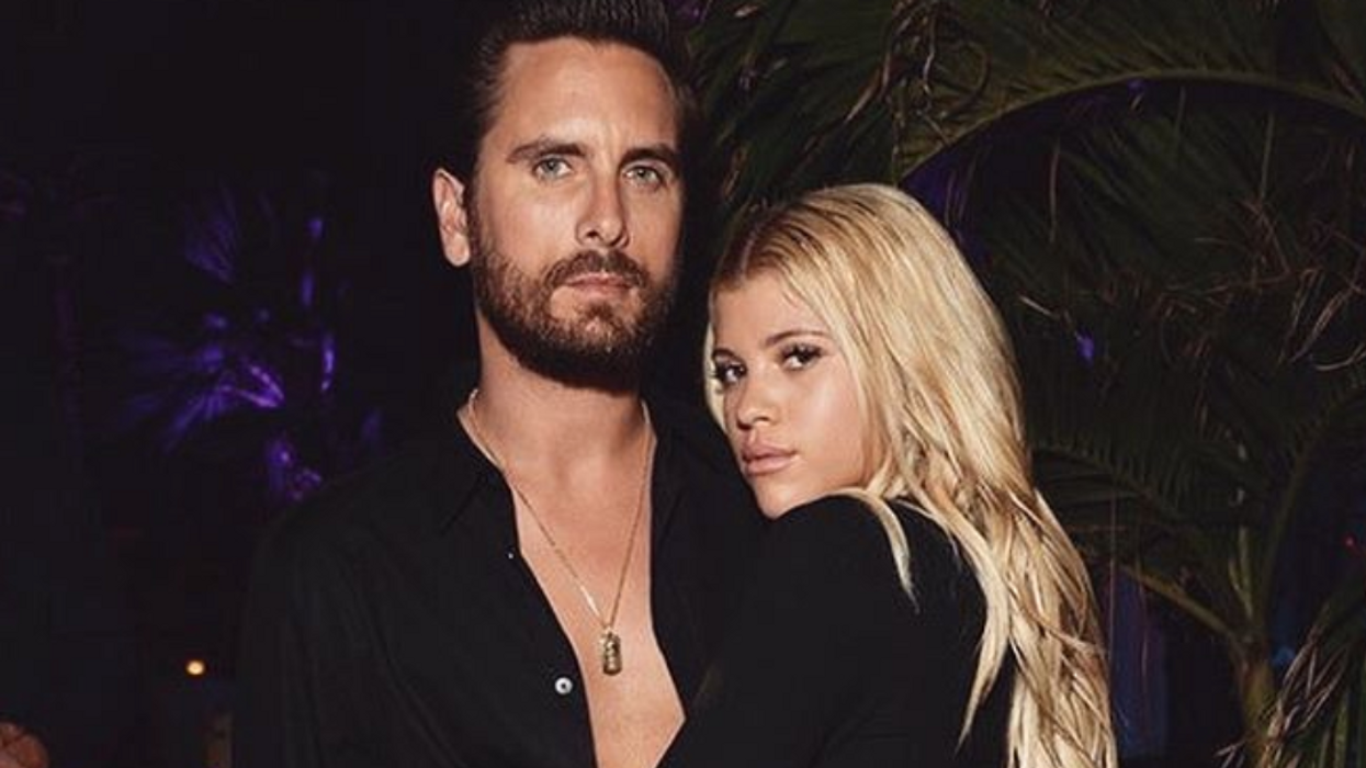Sofia Richie Is Going To Be On 'Keeping Up With The Kardashians' Thanks To Scott Disick