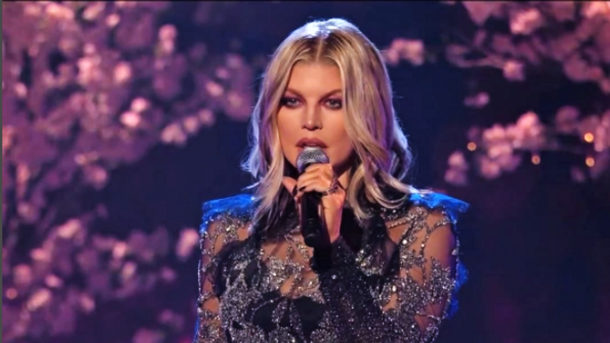 Fergie Opens Up About Her Crystal Meth Addiction And It's Both Revealing And Intense