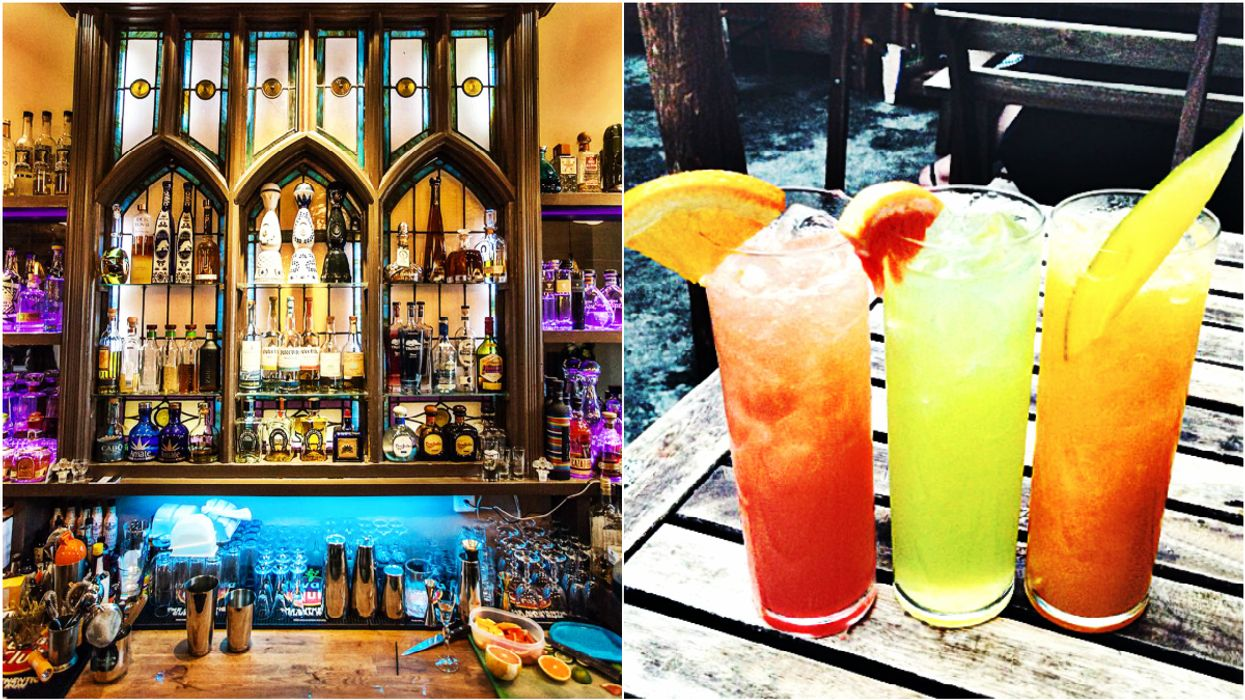 This Toronto Bar Specializes In Margaritas So Get Ready For A Night You Won't Remember