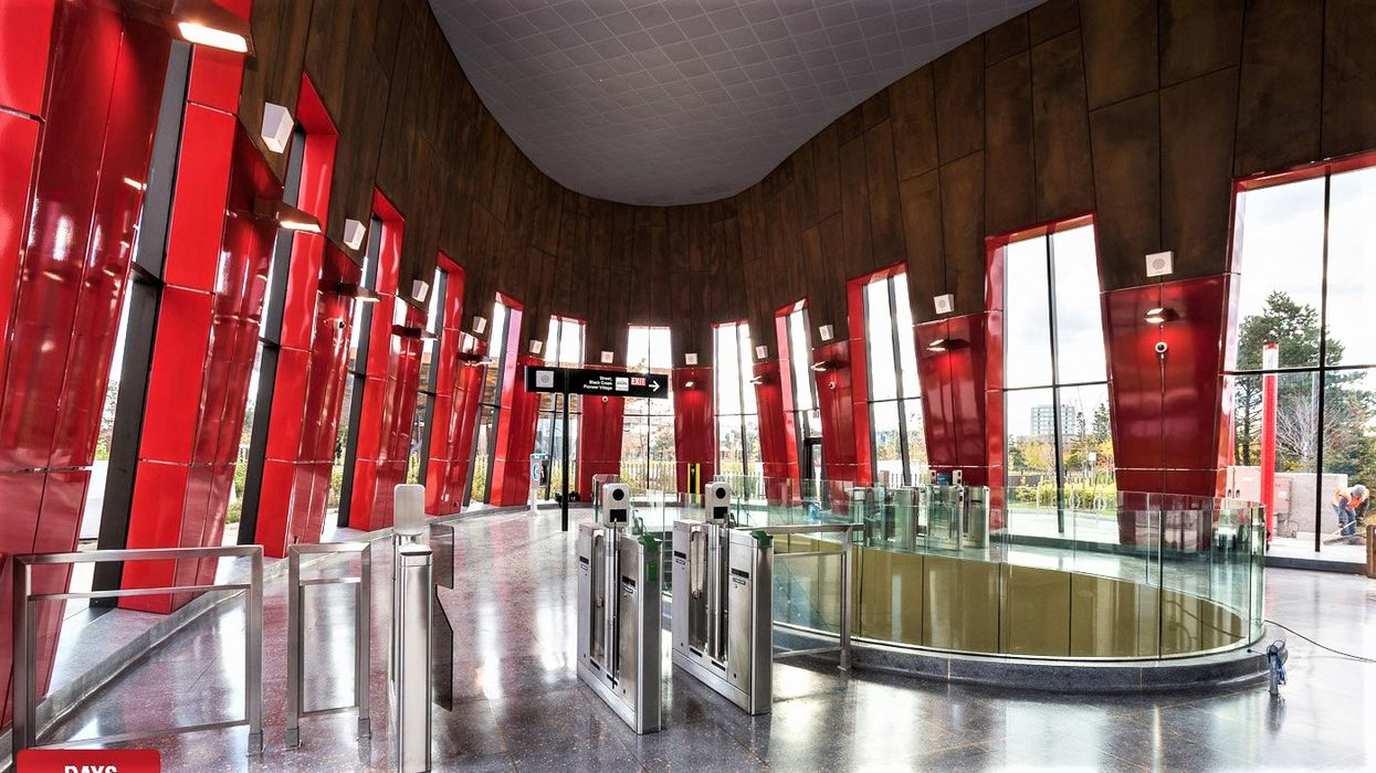 6 Vital Details You Need To Know About Toronto's 6 New TTC Stations Opening This Sunday