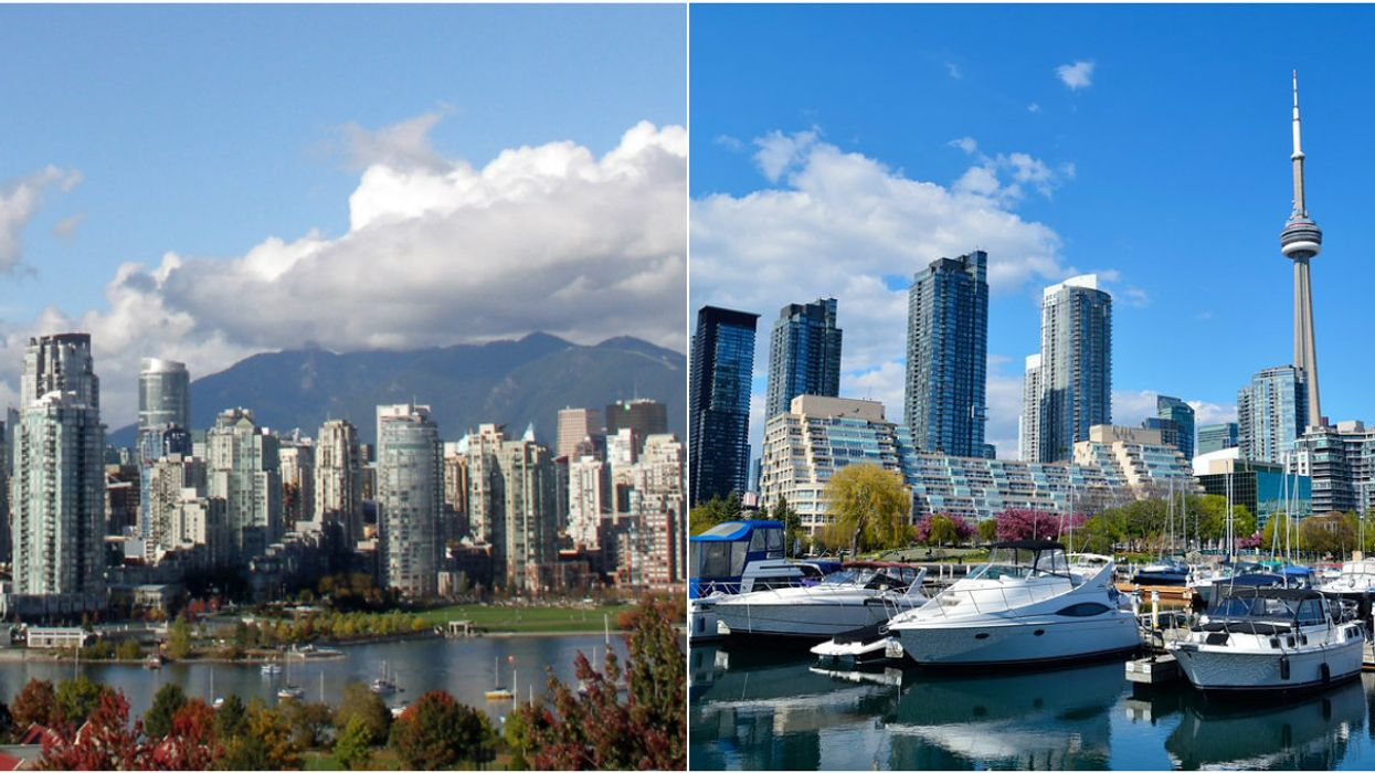 Here's How Much Rent Costs In Every Major Canadian City