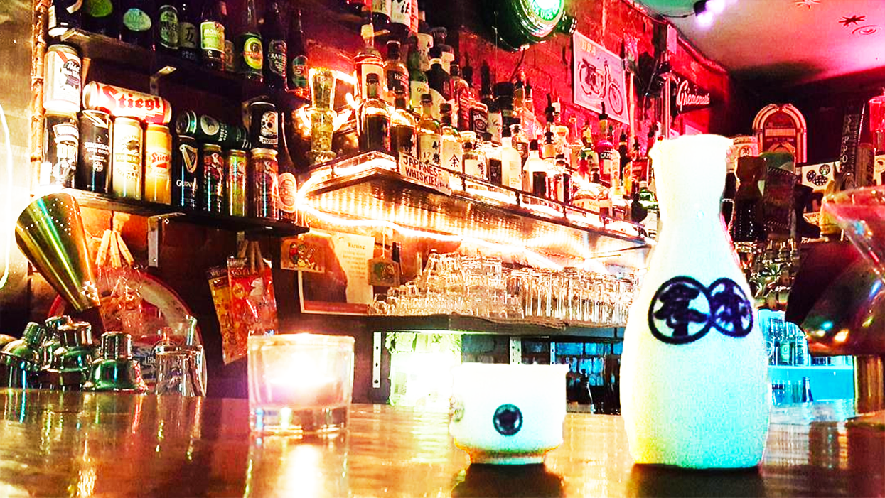 This Japanese Sake Bar In Toronto Will Get You So Lit You'll Bring Dishonour To Your Family