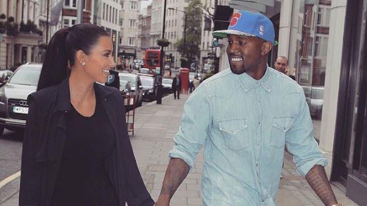 Kanye West Gave Kim Kardashian A $200,000 Gift For Christmas