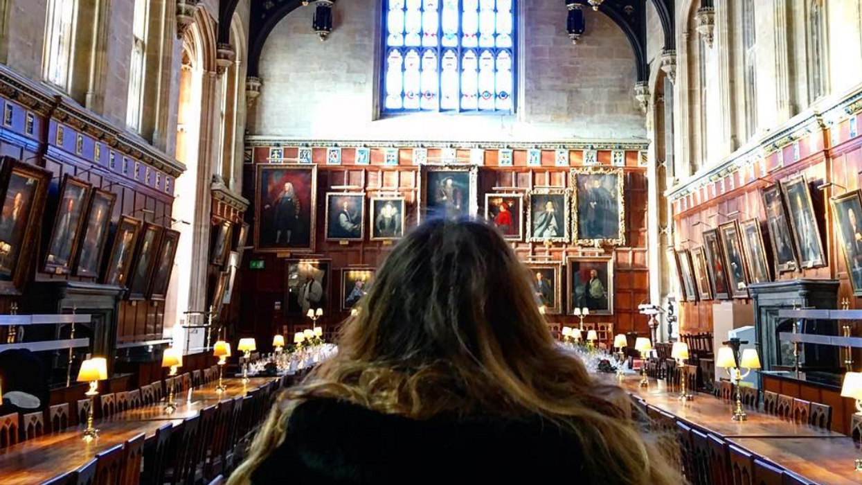 Hey Potterheads, You Can Have Dinner At Hogwarts' Great Hall This Valentine's Day 2018