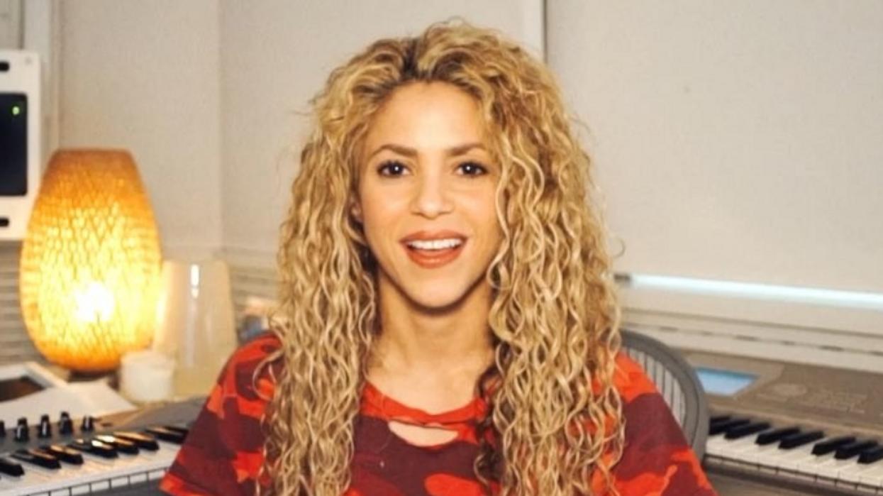 Shakira reporte ses spectacles, incluant celui au Centre Bell, d'une manière très touchante
