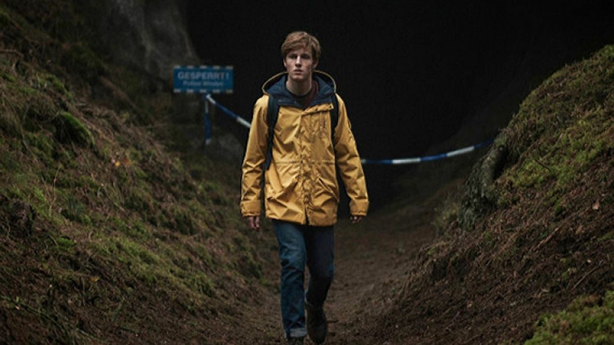 This Mind-Bending Sci-Fi Netflix Thriller Is Now The Most Watched Non-English Series Of All Time