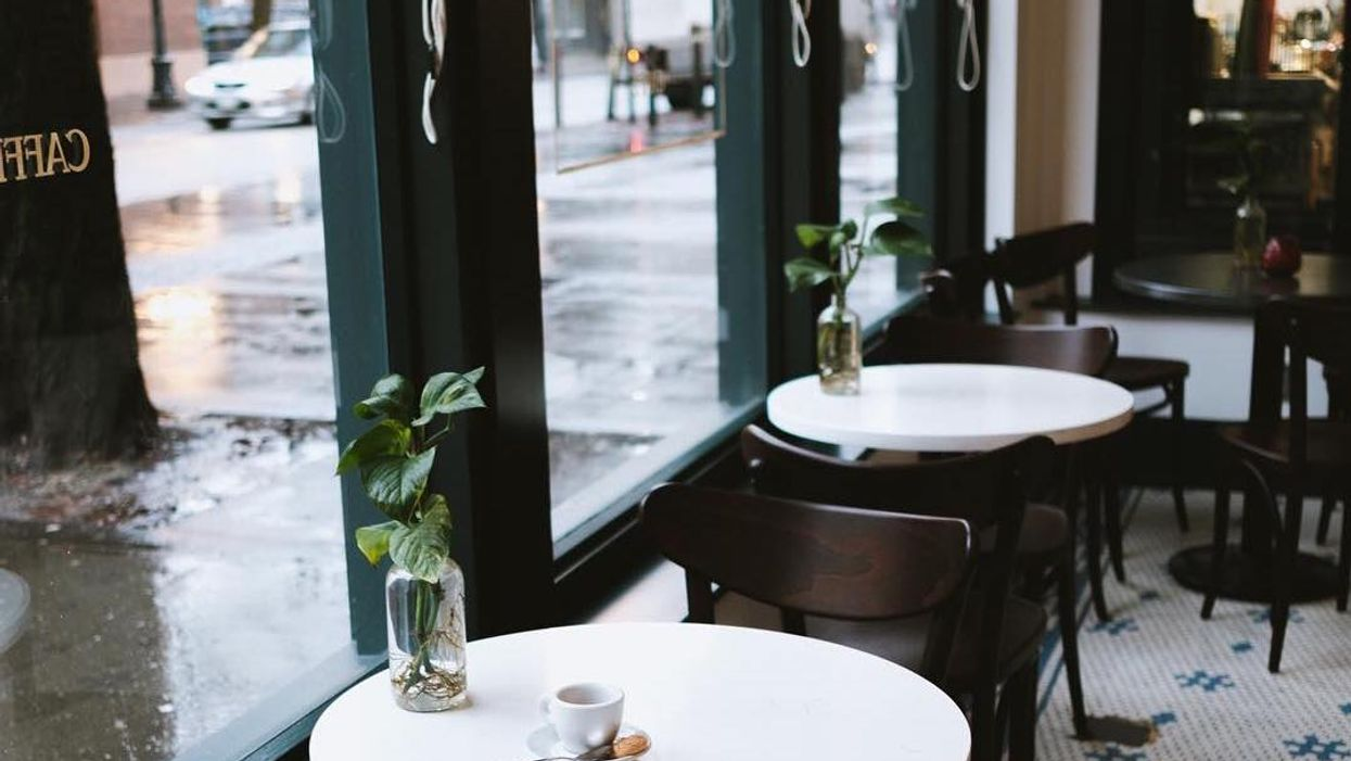 There's A New Hidden Restaurant You Never Knew Of Inside This Gastown Cafe