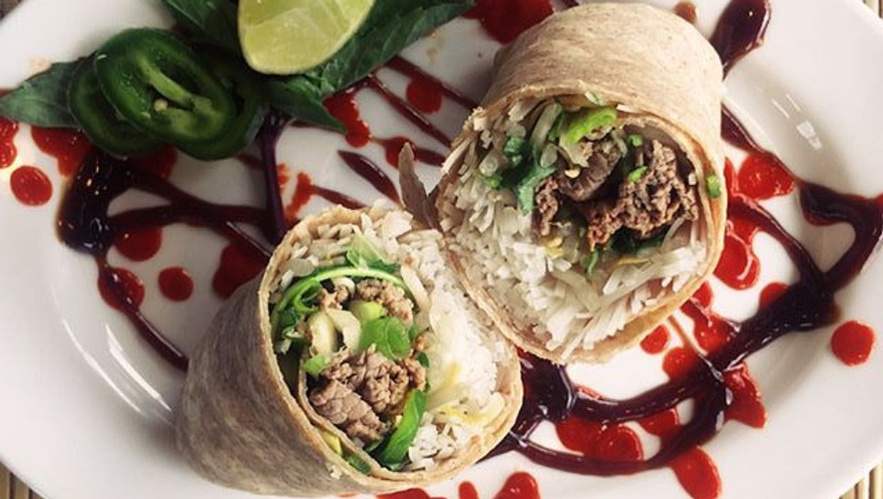 You Can Now Get Pho Burritos in Vancouver And They're Absolutely Game-Changing