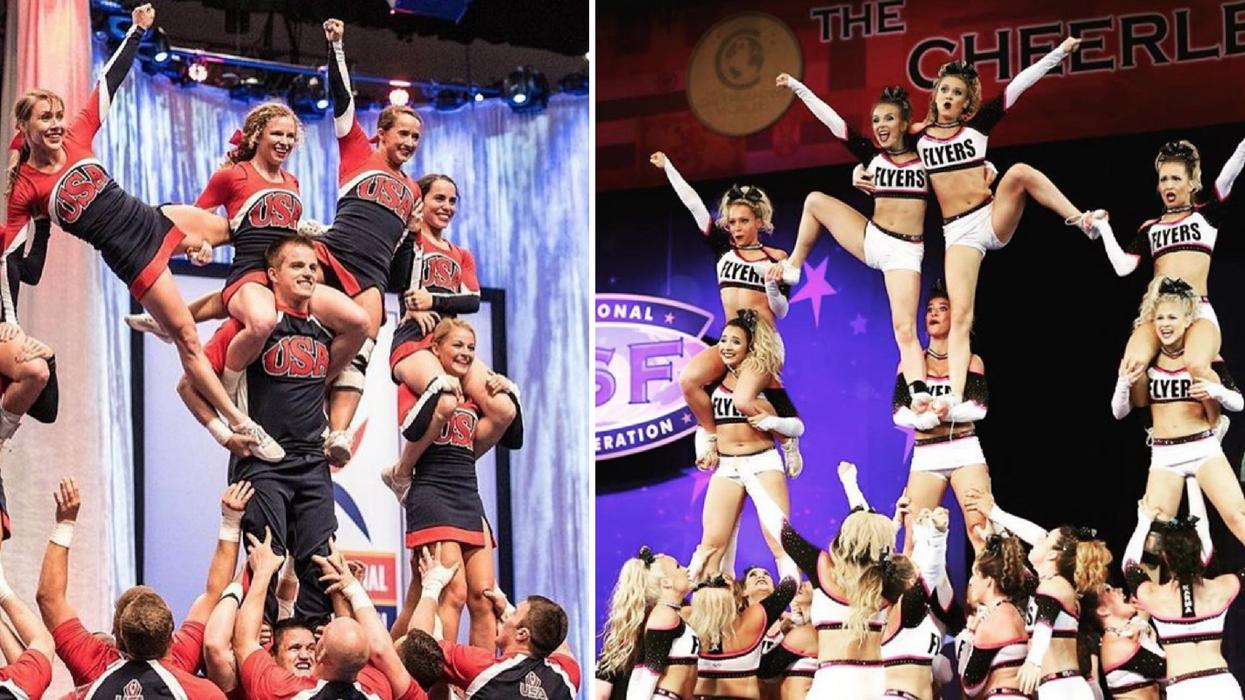 Tout ce que tu veux savoir sur le cheerleading aux Jeux olympiques cet hiver