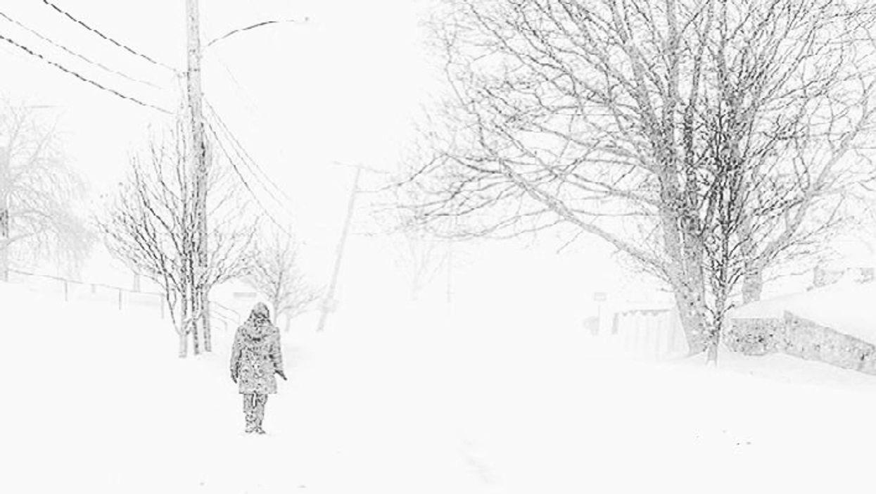 Canada Braces For Winter Storm Grayson, The Snow Version Of Hurricane Jose