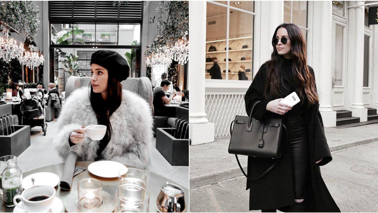 Toronto's Fashion & Lifestyle Blogger Jodi Blk Reveals Her Favourite Spots In The City