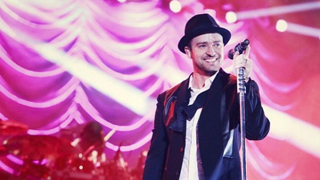 Justin Timberlake Is Coming To Toronto