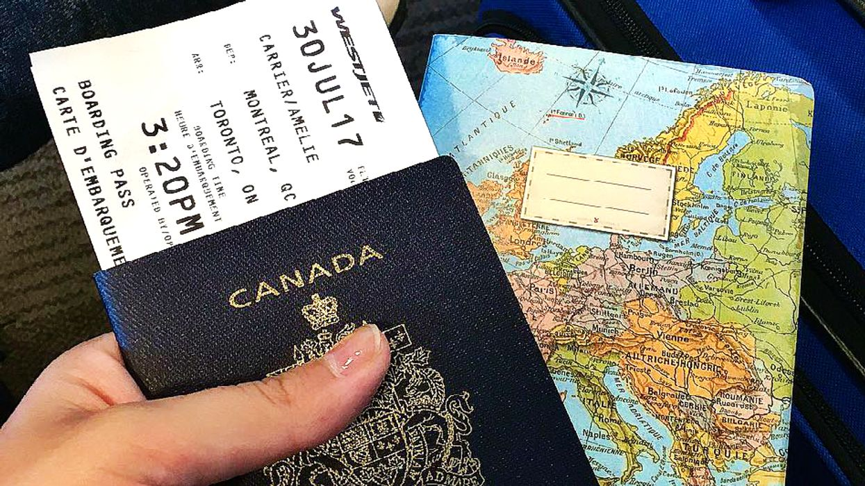 The Canadian Passport Is Now The 4th Most Powerful Passport In The World