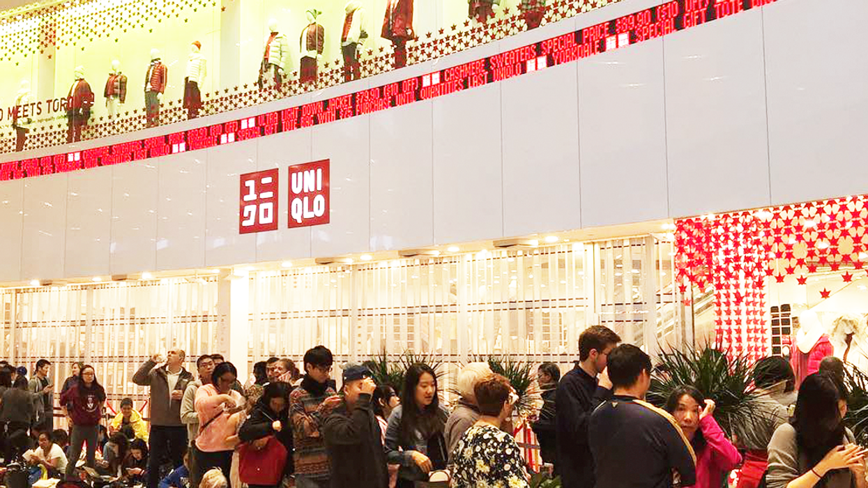 40 Things You Can Get At Uniqlo Canada For Under $40