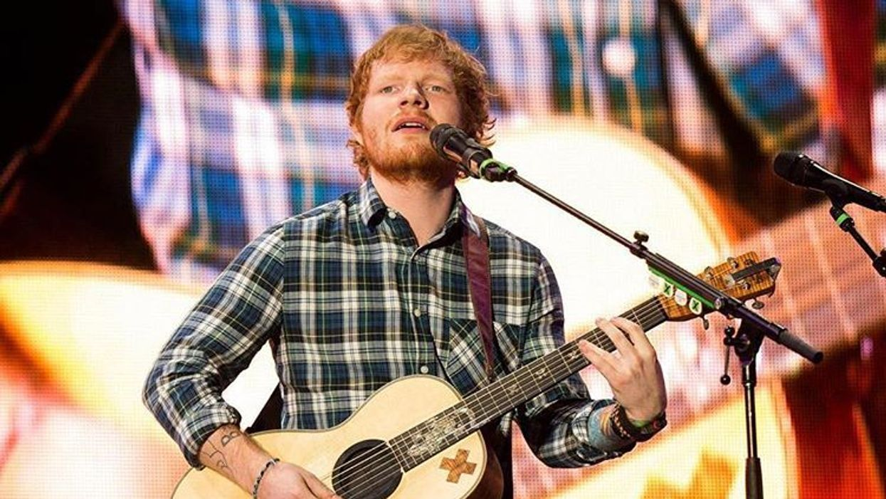 Ed Sheeran Is In Hot Water After Allegedly Stealing A Song