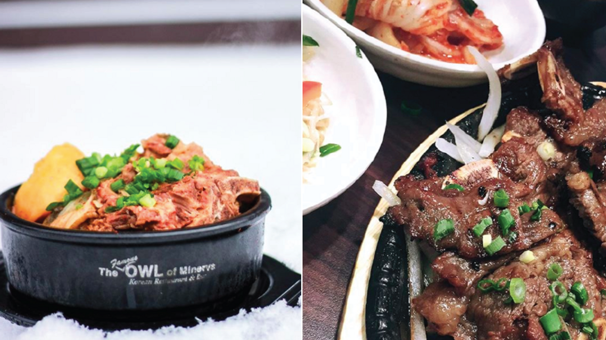 This Popular Korean Restaurant From Toronto Just Opened In Ottawa And It Will Actually Blow Your Mind