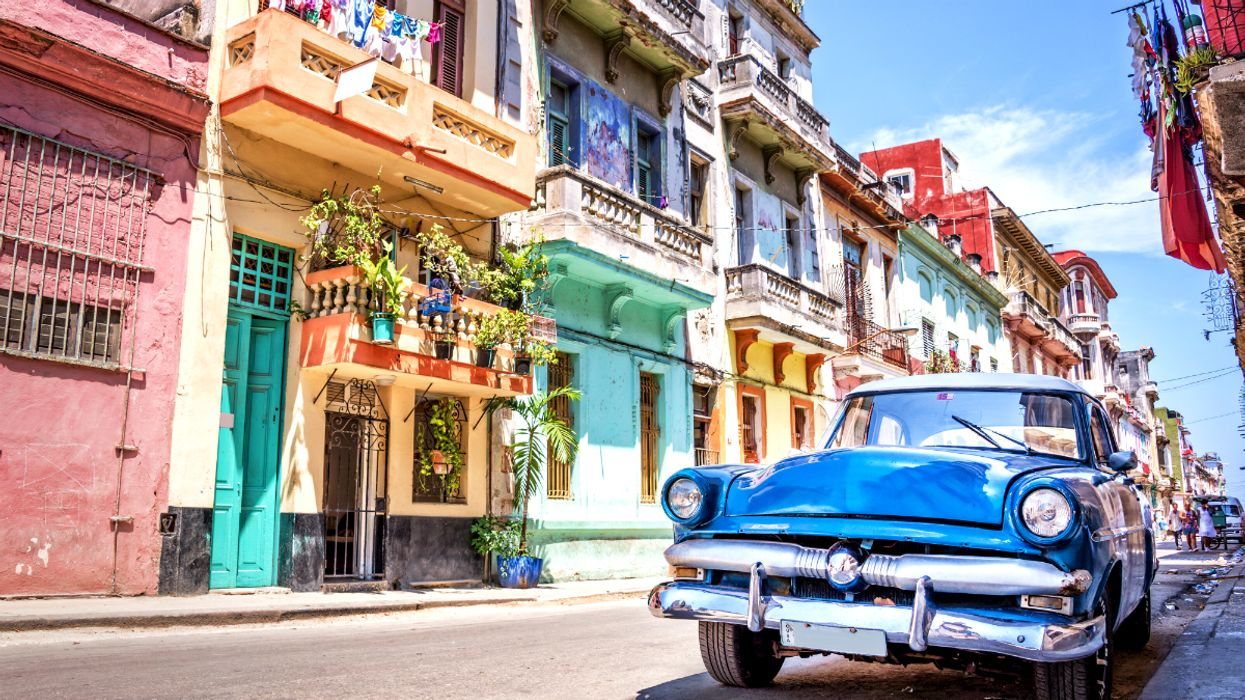 You Can Fly From Toronto To Havana, Cuba For $395 Round Trip