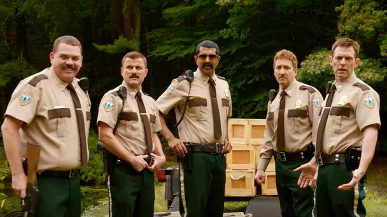 Super Troopers 2 Is Finally Here After 17 Years And It's Entirely About Canada