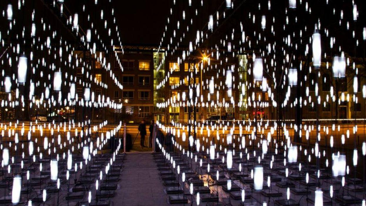 Ce festival de lumières à Toronto est magique et ça vaut le road trip