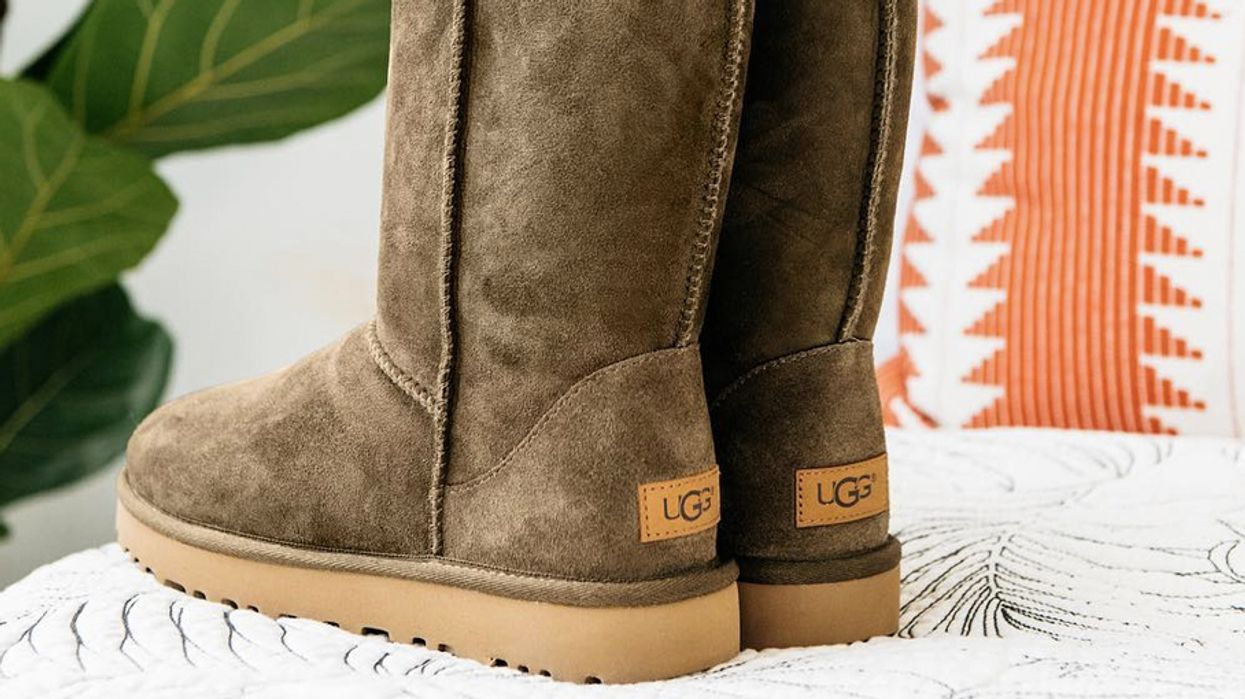 Thigh-High Uggs Now Exist And The Internet Doesn't Know What To Think