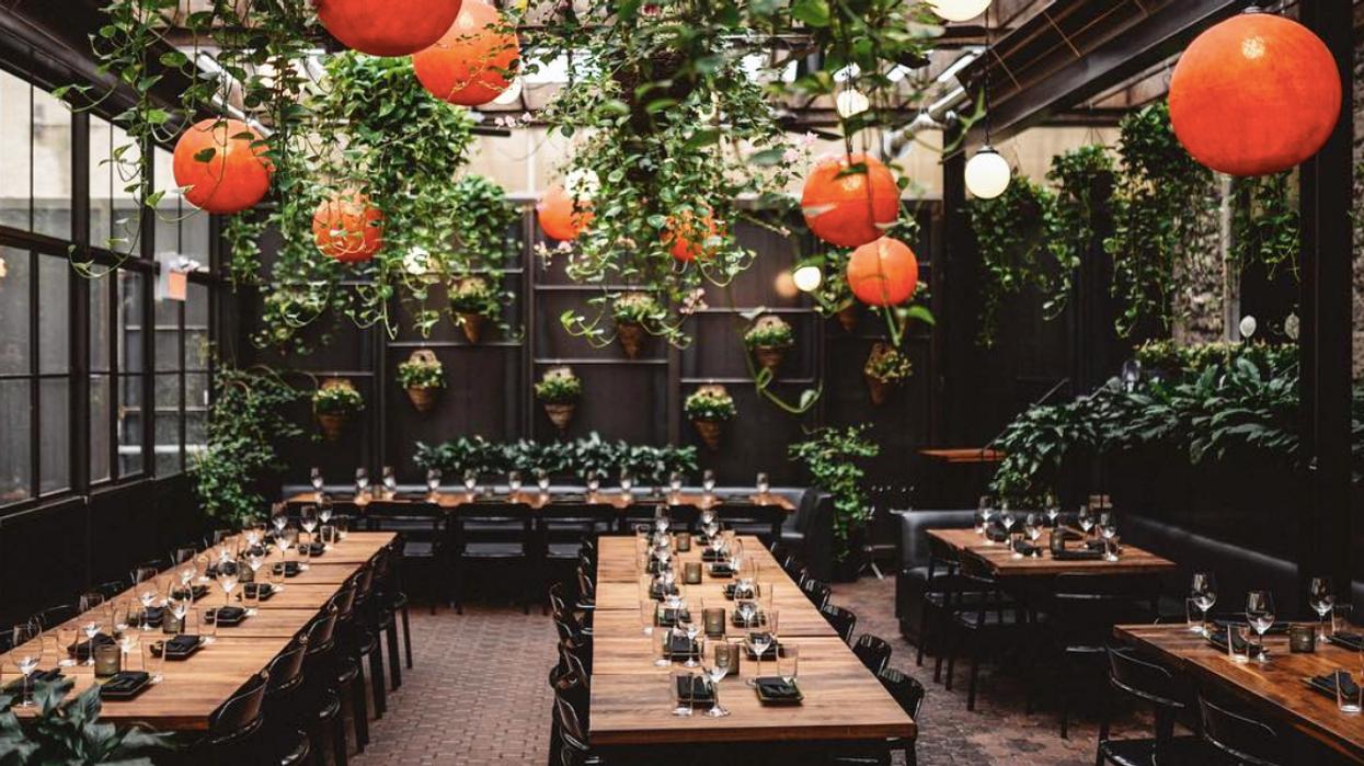 9 restaurants romantiques où gâter ta blonde ce soir