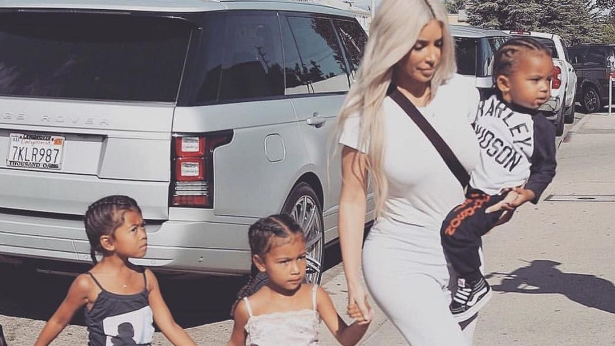 Kim Kardashian's New Baby: Here's How Long We'll Have To Wait To See The First Photo