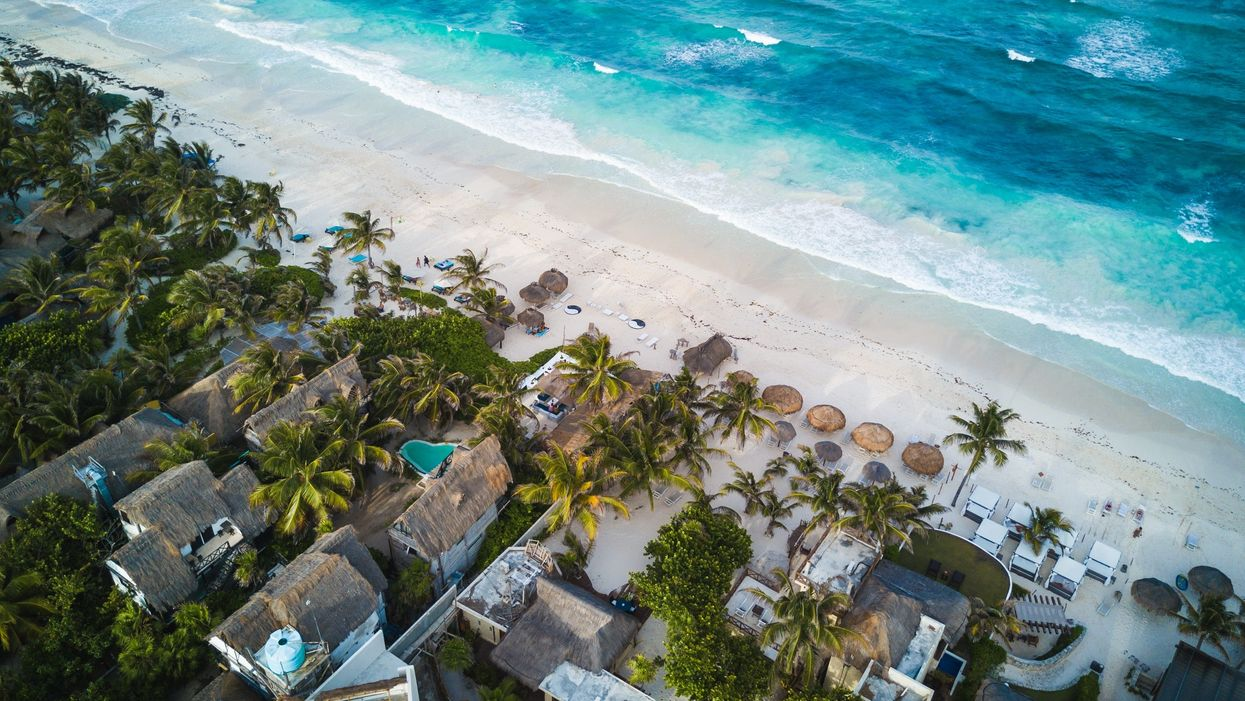 You Can Now Fly From Vancouver To Cancun For $276 Roundtrip