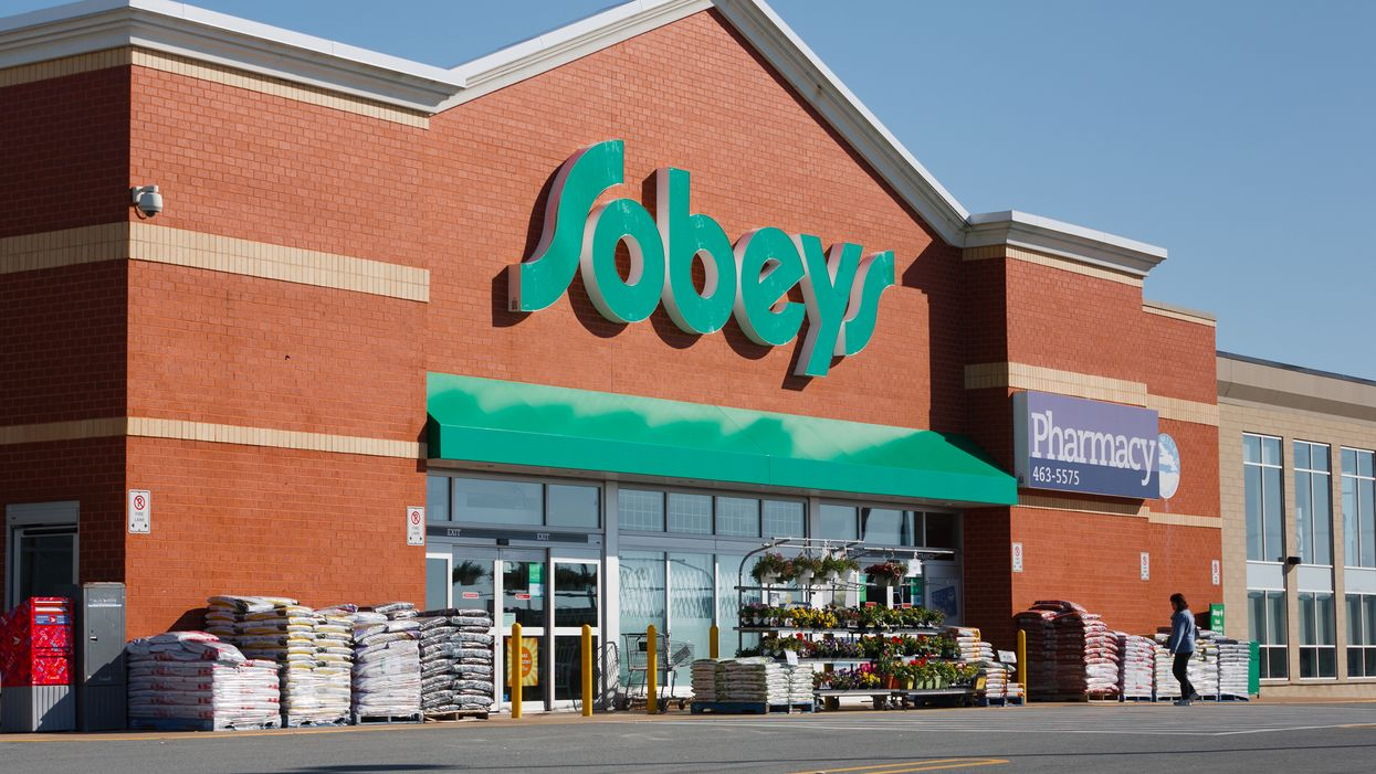 Sobeys' Newest Grocery Store Will Allow You To Shop From The Comfort Of Your Own Home