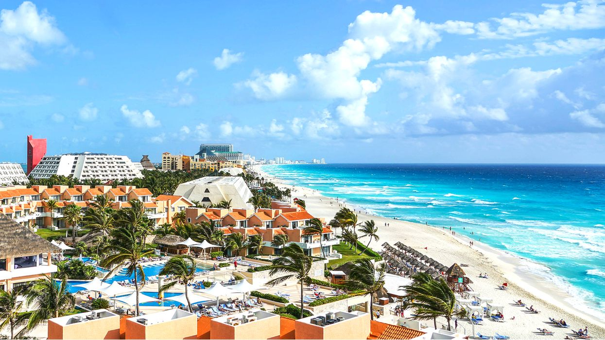 You Can Fly From Toronto To Cancun For $278 Round Trip