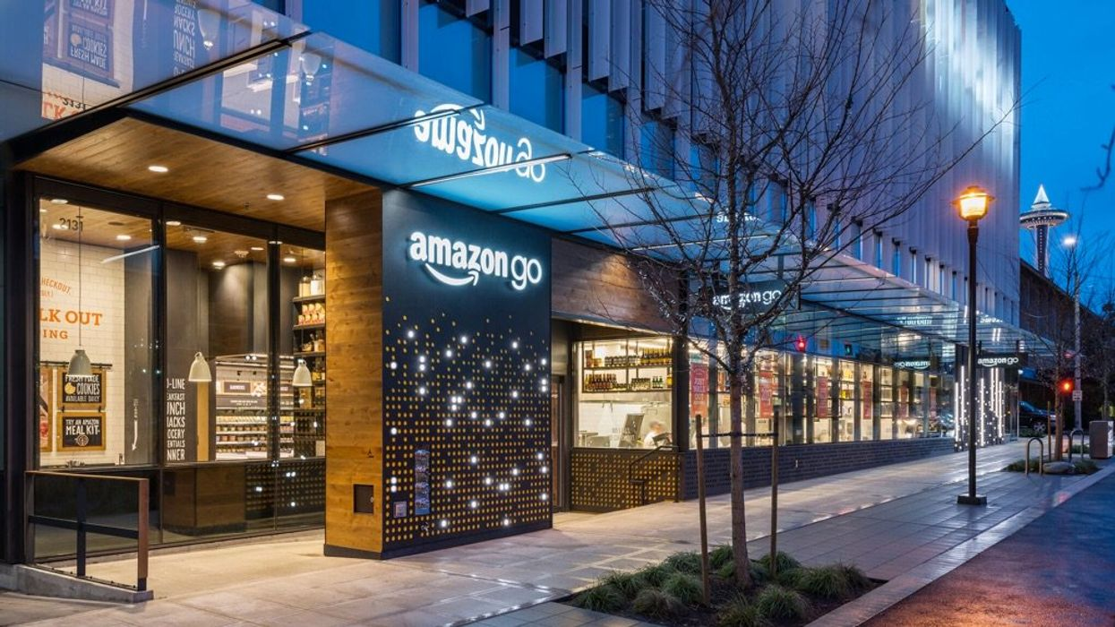The First Ever Amazon Store Just Opened Near Vancouver And We're Stunned