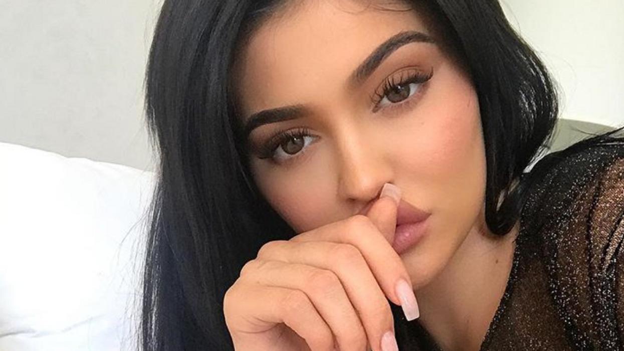 Une première vidéo de Kylie Jenner enceinte est enfin disponible