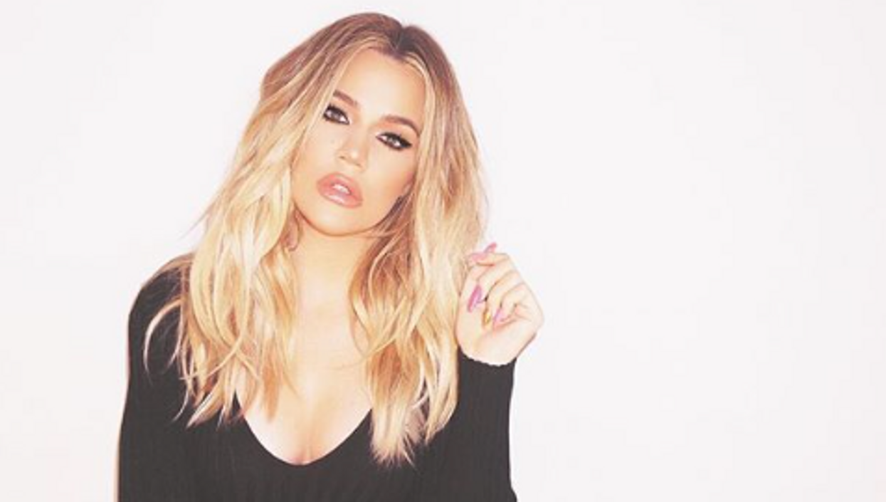 Pregnant Khloe Kardashian Is Eating Tons Of This To Get Back To Her Pre-Baby Body