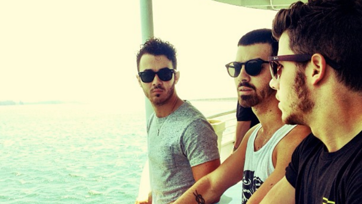 Nick Jonas Just Responded To Rumours Of The Jonas Brothers Reuniting And Ugh... We're Heartbroken