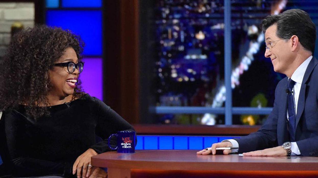 Oprah Winfrey Finally Responded To Rumors That She'll Be Running For President
